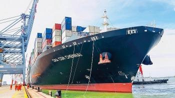 Hàng hoá thông qua cảng biển Việt Nam đạt kỷ lục